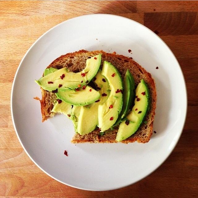 Avocado Toast www.bbmishmash.com